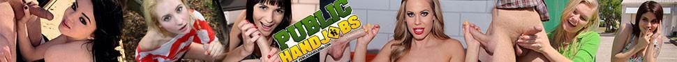 Public Handjobs